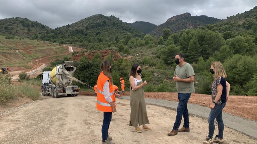 La Vall da solución al problema medioambiental en el vertedero de Garrut