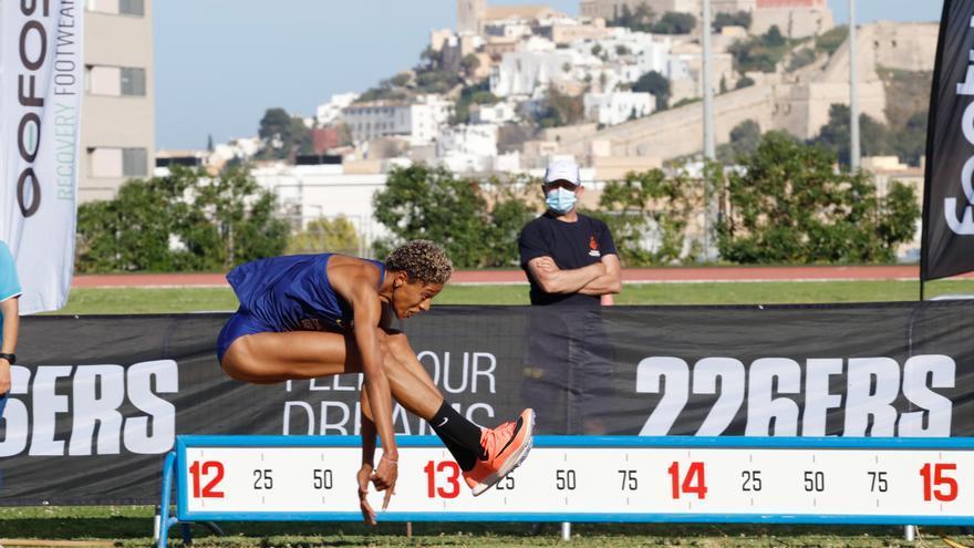 El salto de récord de Yulimar Rojas