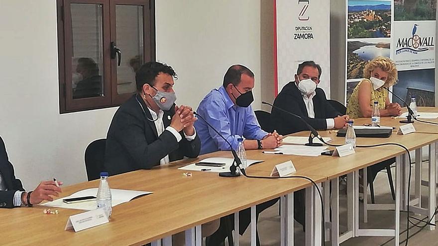 Los Grupos de Acción Local de Zamora participarán en los Fondos de Recuperación del COVID