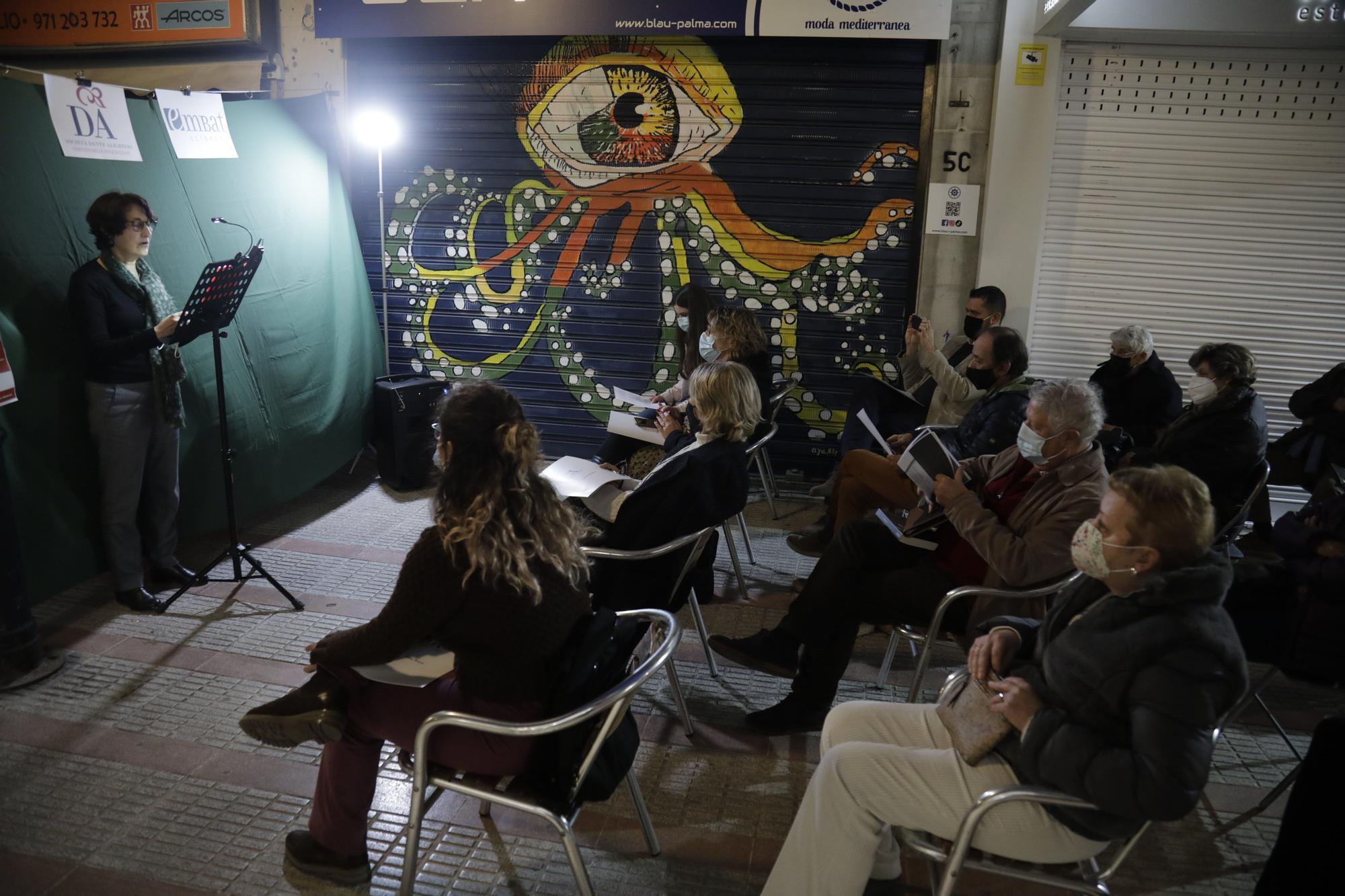 Embat celebra siete siglos de vigencia de Dante Alighieri