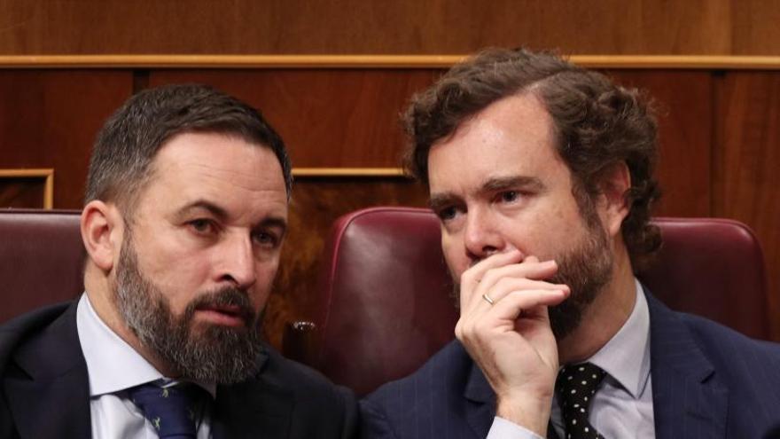 Vox propone en el Congreso la derogación de la Ley de Memoria Histórica
