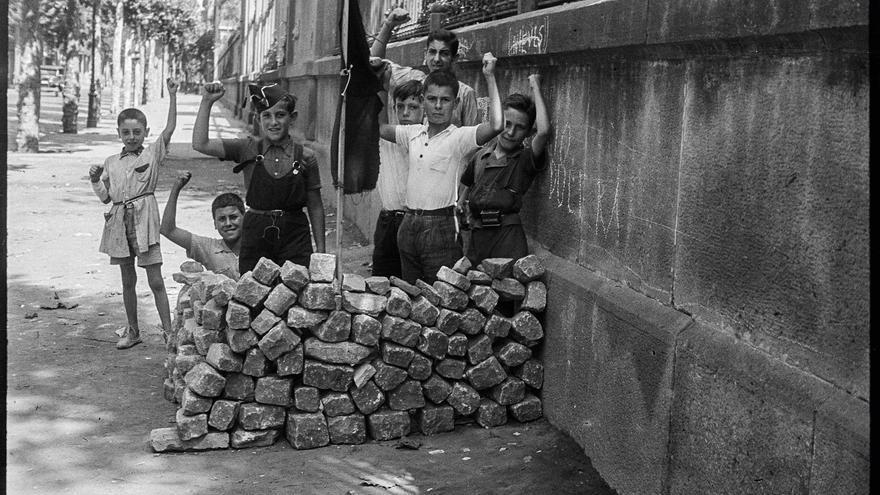 «Sense ficció» recupera el llegat fotogràfic d'Antoni Campañà