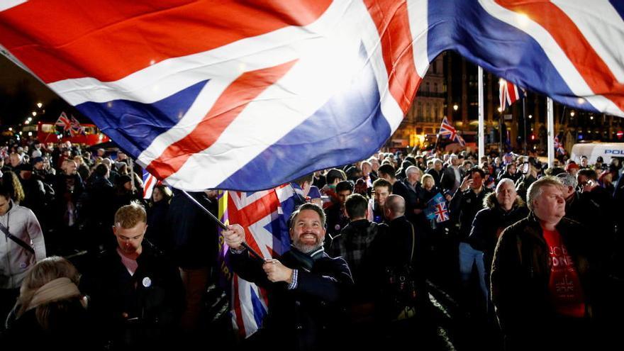 La negociación del Brexit se suspende temporalmente por un caso de Covid-19