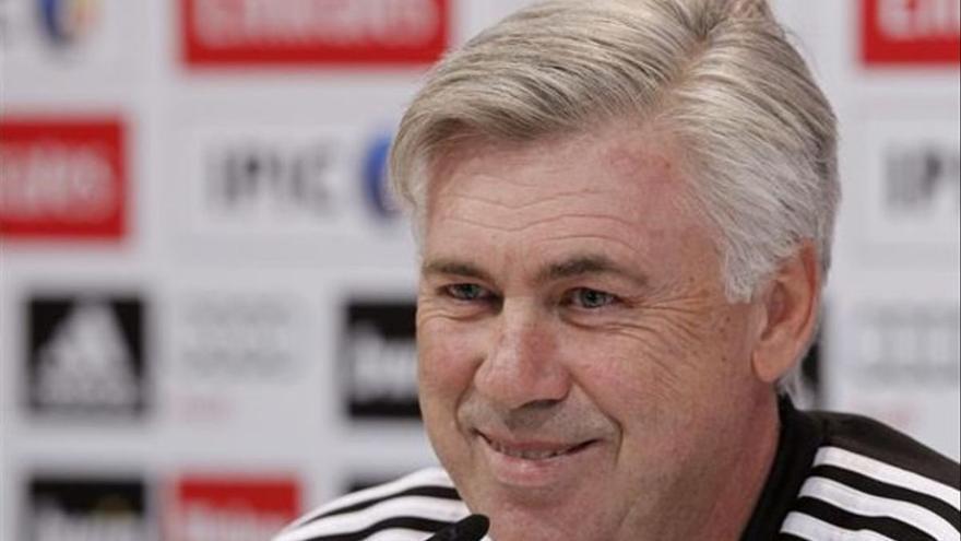 Carlo Ancelotti regresa al Real Madrid