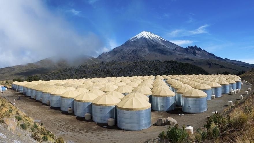 Investigadores valencianos detectan una fuente galáctica de rayos gamma para producir rayos cósmicos