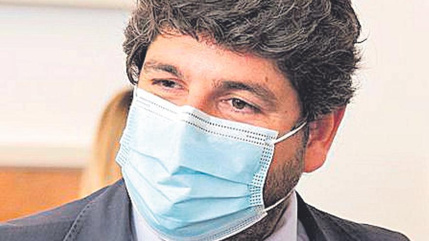López Miras  agradece el apoyo económico y científico de Europa