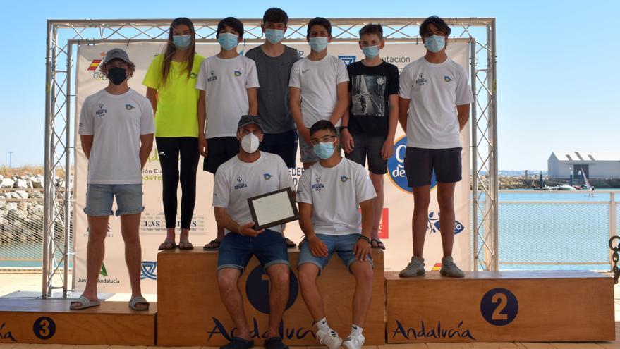 El CNM Benalmádena gana el Andaluz de clubes