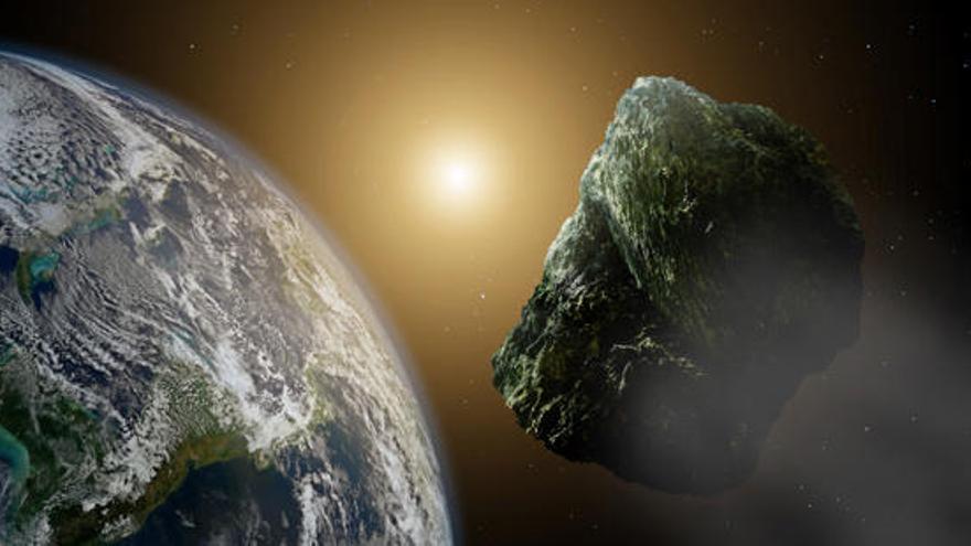 Es pot evitar la col·lisió d'un asteroide sobre la Terra?