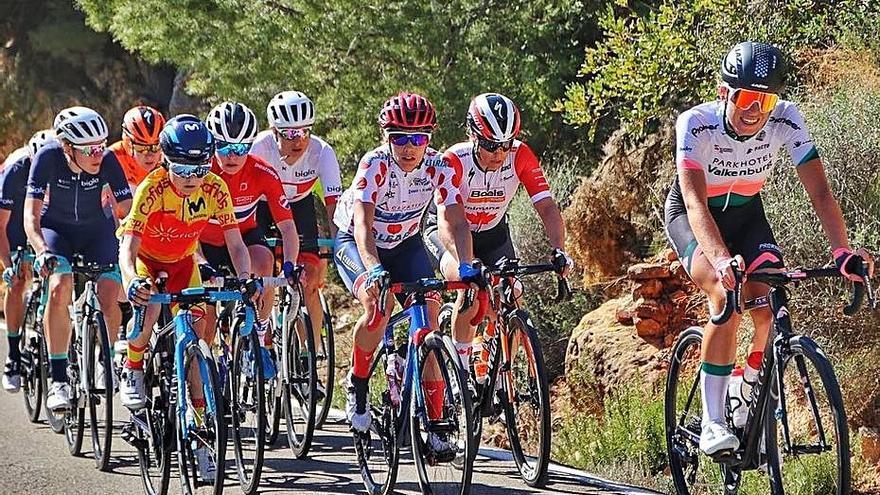 Gandia, capital mundial del  ciclismo  femenino