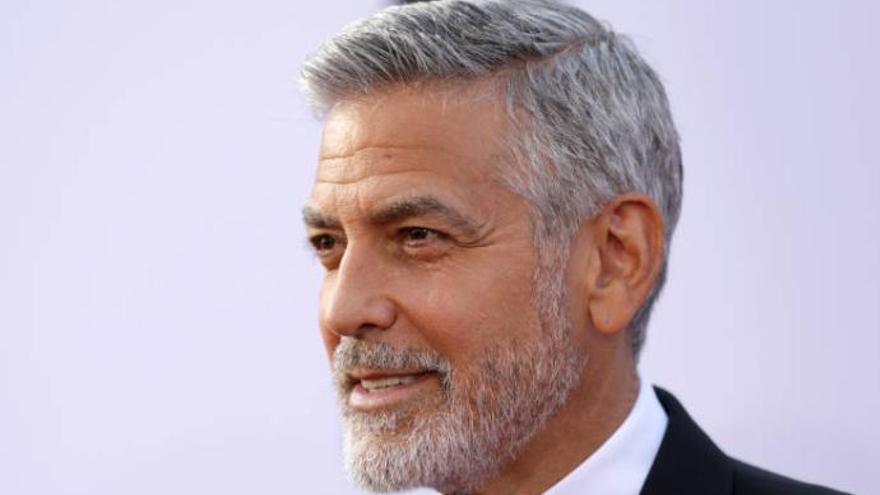 George Clooney aterriza en La Palma para rodar 'Good Morning, Midnight'