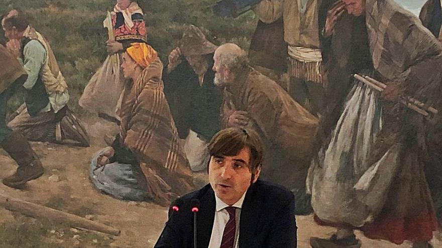"""El Bellas Artes anticipa su gran homenaje a Luis Fernández en la exposición """"Destacados"""""""