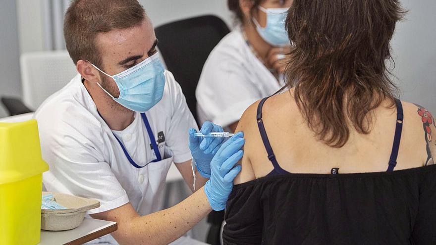 Zamora iniciará el nuevo curso con más de un 80% de su población inmunizada