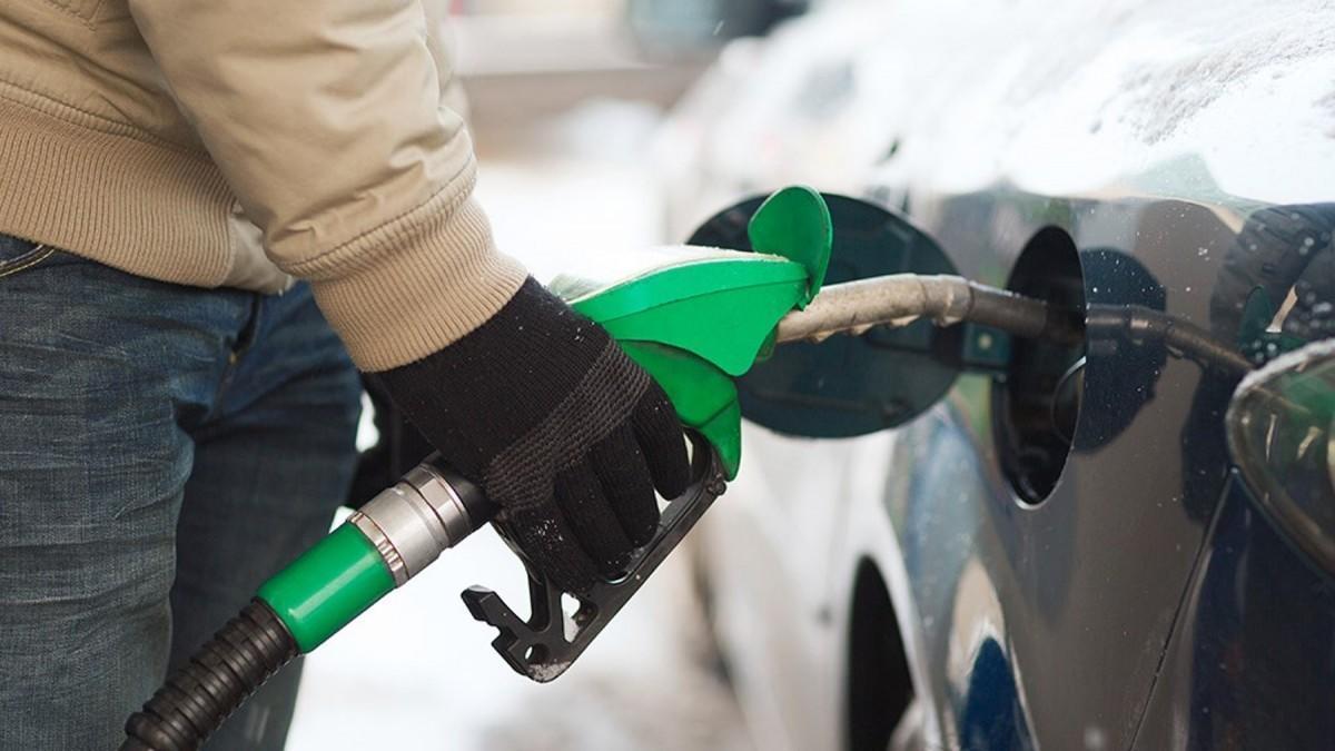 ¿Se puede congelar la gasolina o el diésel de mi coche?
