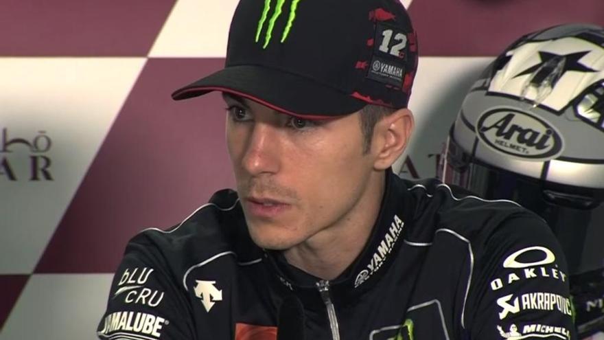 Maverick Viñales estrena la nova temporada de MotoGP al Gran Premi de Qatar