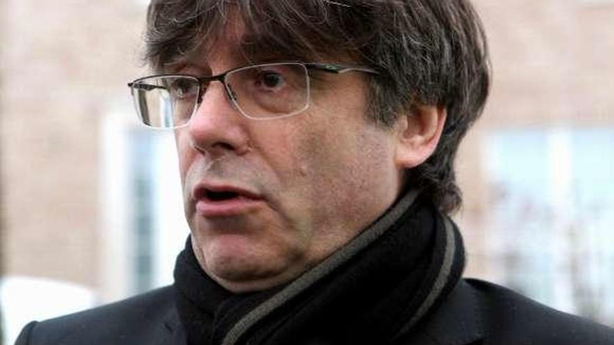 Puigdemont liderará la Crida sin poder votar mañana en su congreso fundacional