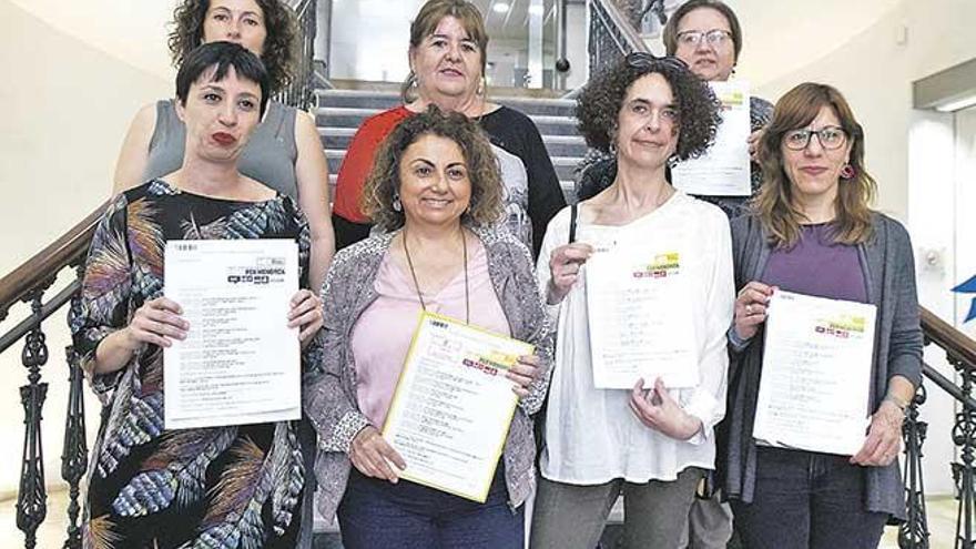 El Pacto pide cambiar el Código Penal tras el caso de 'La Manada'