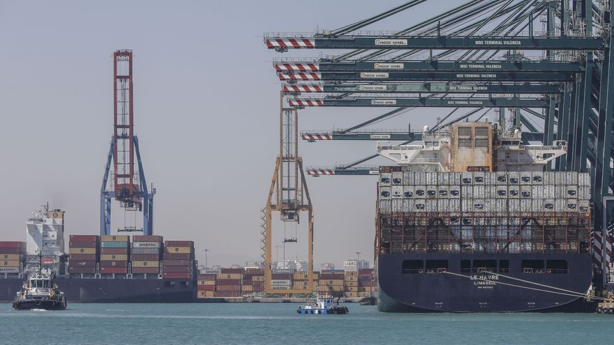 La exportaciones valencianas se recuperan de la pandemia y marcan su máximo histórico
