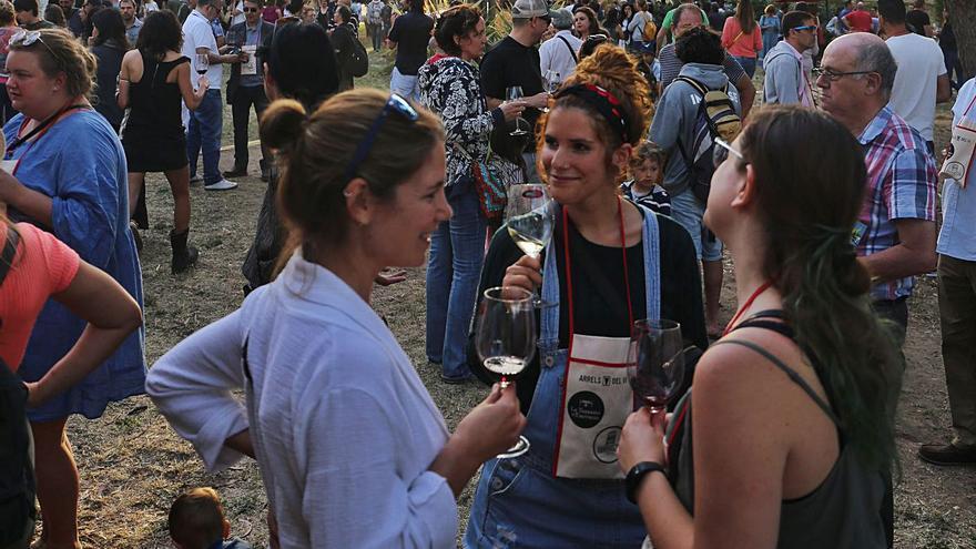 Arrels del Vi torna a Sant Martí d'Empúries