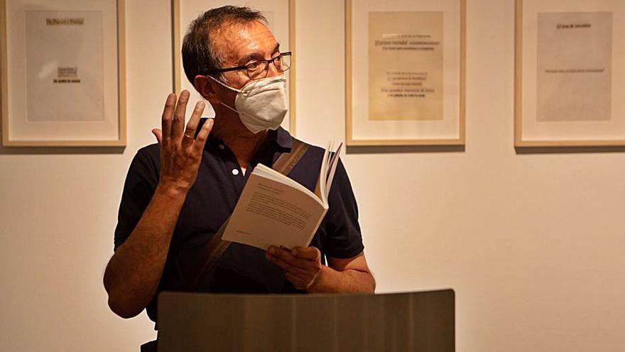 La poesía como arma contra el coronavirus