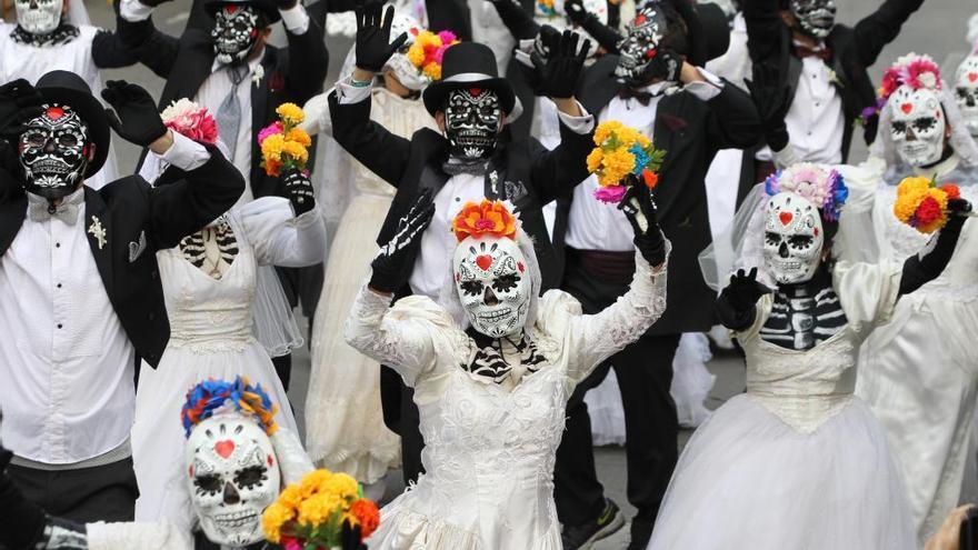 El dia que els difunts reviuen en Ciutat de Mèxic