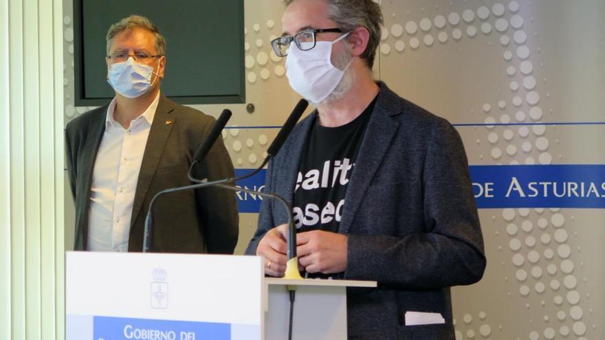 Salud Pública informa sobre la situación actual de la pandemia en Asturias y hace balance de un año del covid