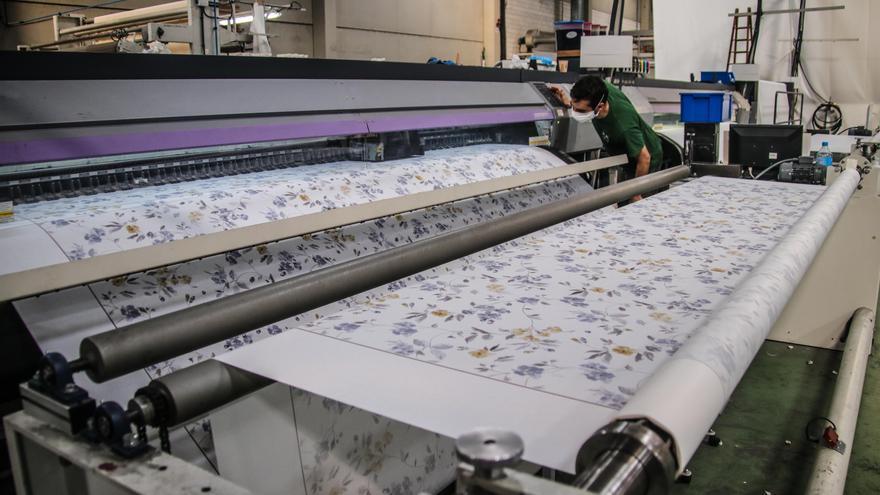 El textil participa en el programa Galáctica de apoyo a la innovación