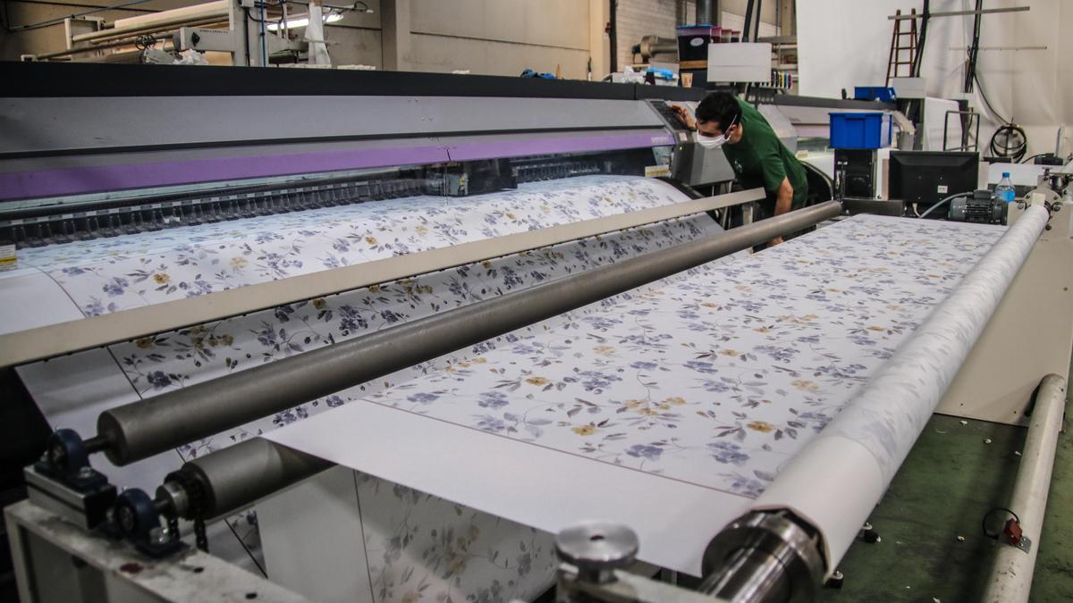 El textil busca financiación para sus planes de innovación
