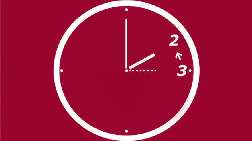 Arriba l'horari d'hivern: a les tres de la matinada de diumenge, tornaran a ser les dues