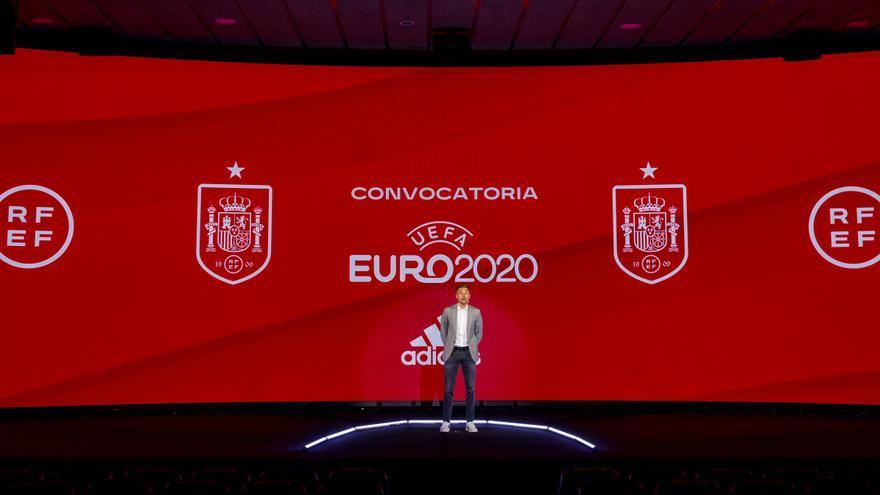 Sergio Ramos, gran ausencia en la lista de Luis Enrique para la Eurocopa