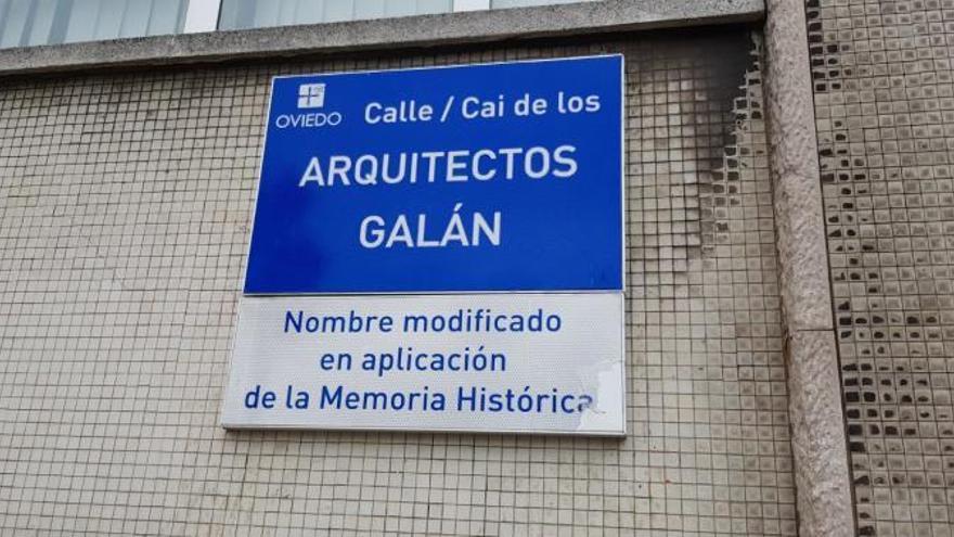 El juzgado anula el cambio de denominación de las 17 calles de la Memoria Histórica