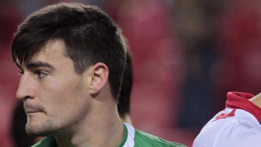 El Cádiz cierra al portero Dani Sotres, su segundo fichaje