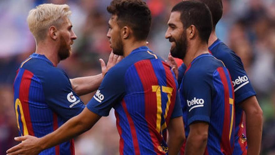 El Barcelona se estrena con victoria ante el Celtic