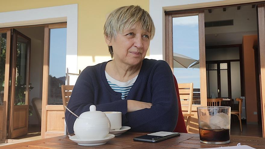 Teresa Font: «La sala de montaje es un confesionario donde el director vierte críticas, desvelos y errores»