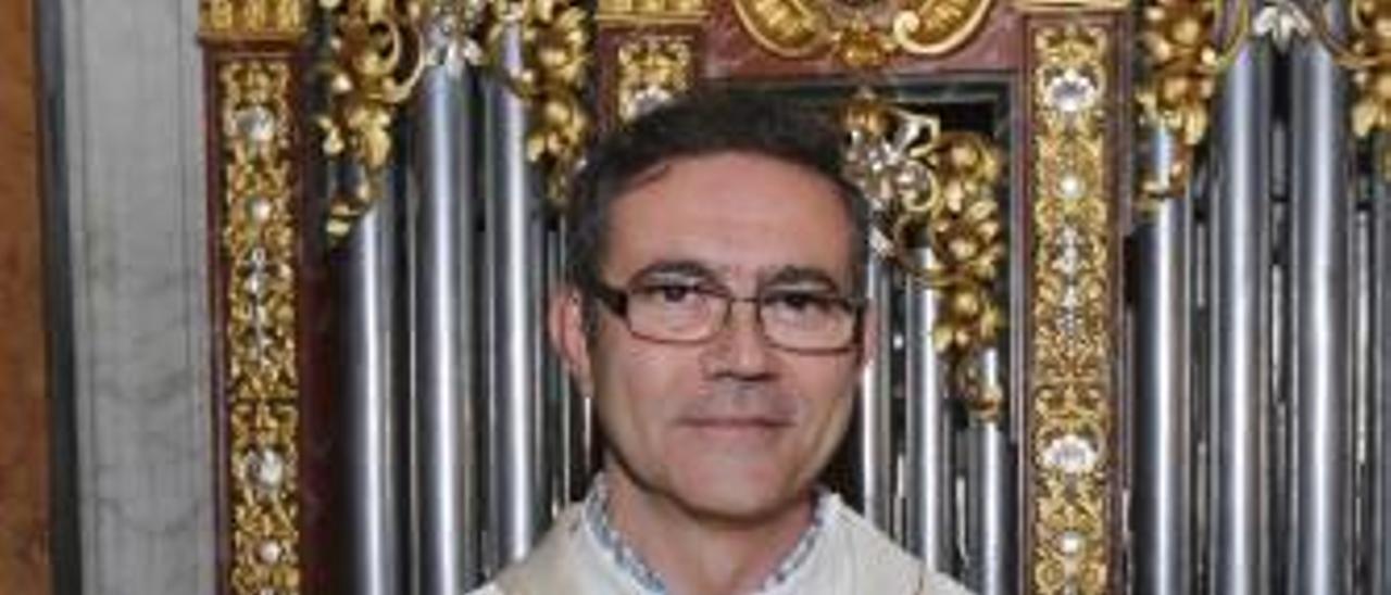 Corbí compaginará la vicaría episcopal de L'Horta con la basílica de Algemesí