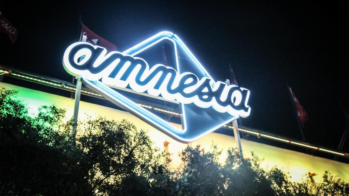 Imagen de archivo de la discoteca Amnesia de Ibiza.