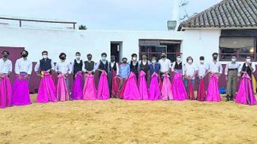 La Escuela Taurina de Málaga inicia su nuevo curso con 25 años