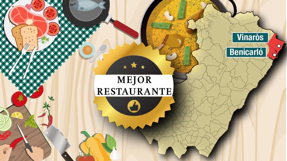 Vinaròs y Benicarló cuentan con buena parte de los restaurantes más populares de la provincia de Castellón.