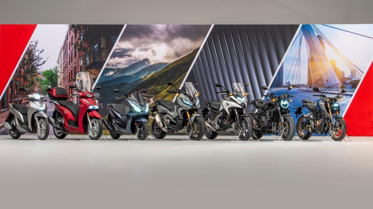 Honda ilusiona con sus novedades para 2021