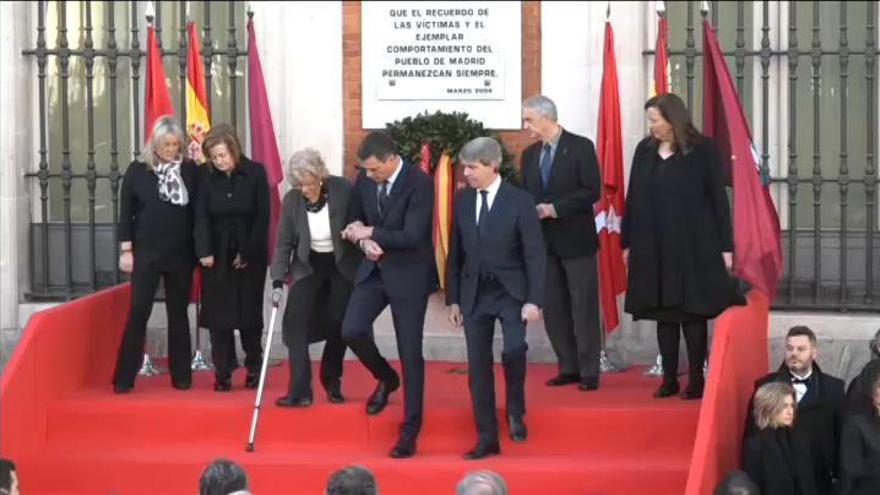 Madrid recuerda a las víctimas del 11-M quince años después