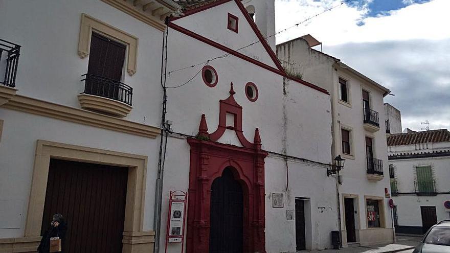 Saxoférreo pide que se investigue la propiedad de la ermita del Buen Suceso de Palma del Río