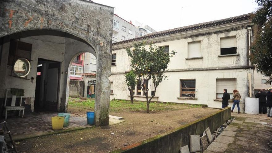 Ravella quiere convertir la casa Jaureguízar en un centro de mayores