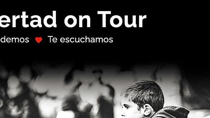 Libertad VCF empieza su 'tour' para seguir agrupando acciones