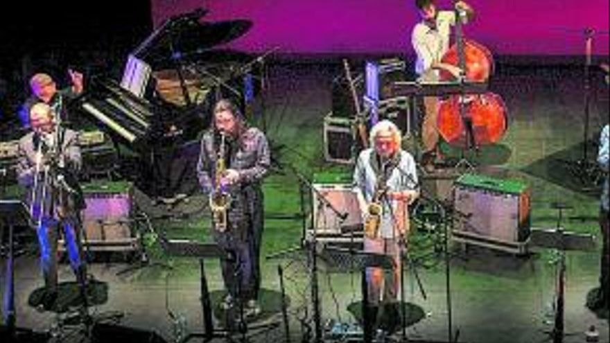 Perico Sambeat, homenaje a Frank Zappa