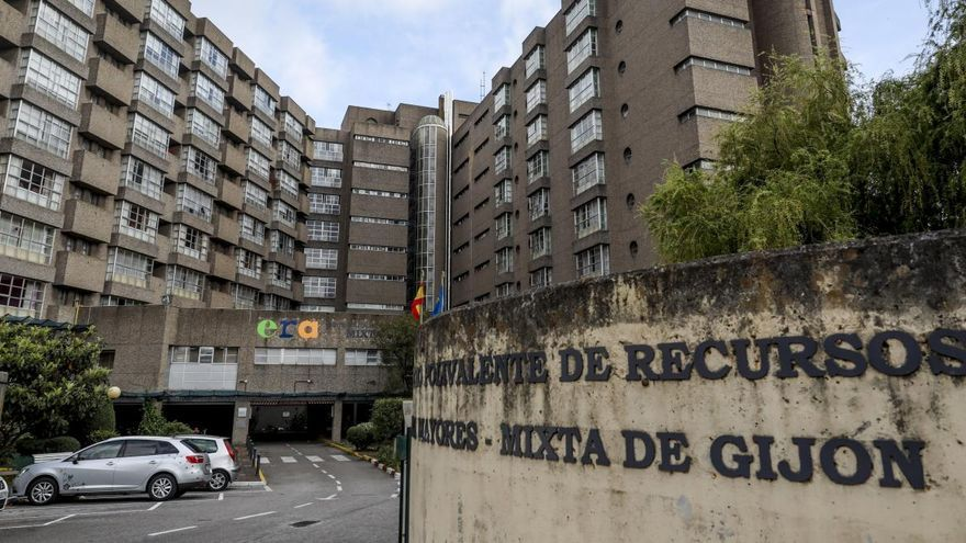 Declarado un brote en la residencia Mixta de Gijón por el contagio de dos empleados