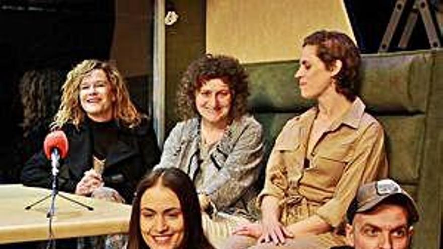 A Deputación e ButacaZero repasan a vida de María Casares no teatro Colón