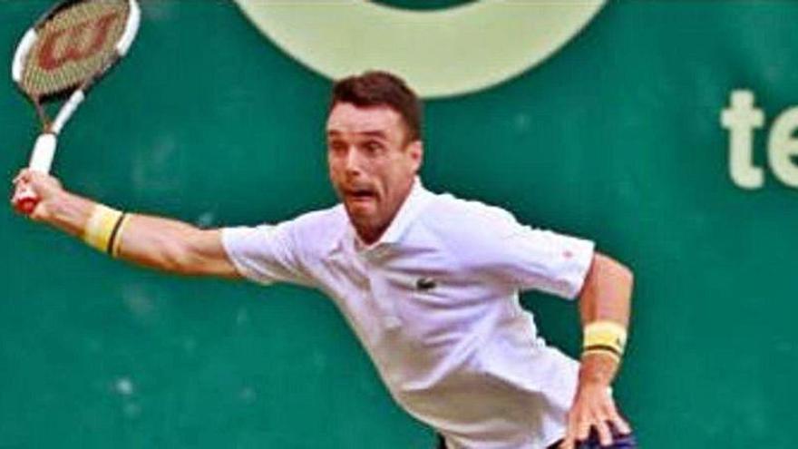 Roberto Bautista cae en cuartos en Mallorca
