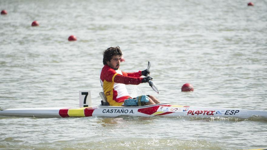 Adrián Castaño logra el billete para los Juegos Paralímpicos de Tokio