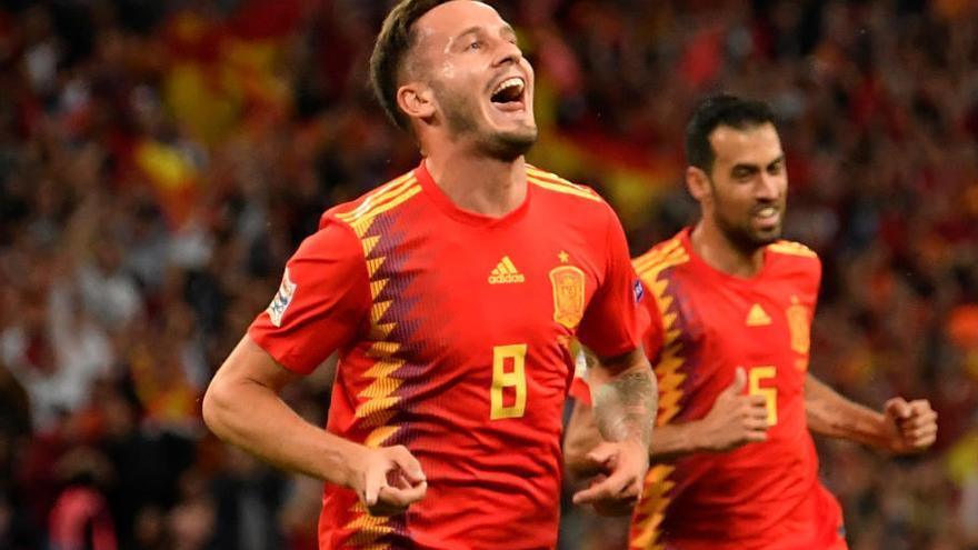 Luis Enrique debuta con España con victoria ante Inglaterra en Wembley