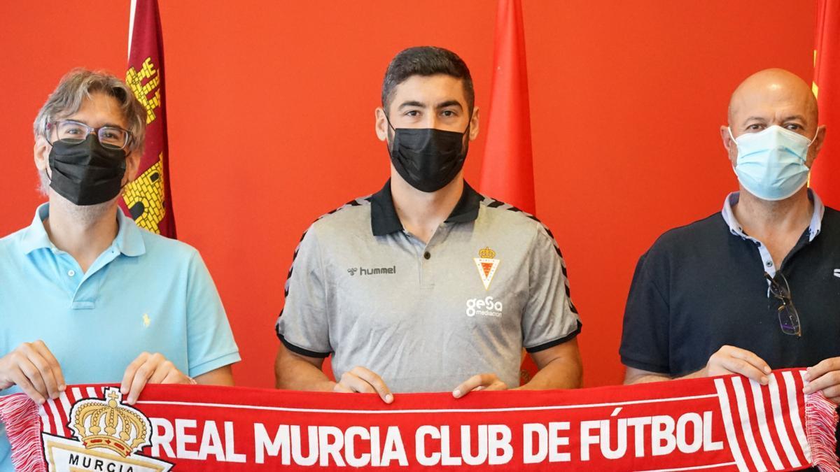 Antonio López, Manolo Molina y Francisco Cobacho