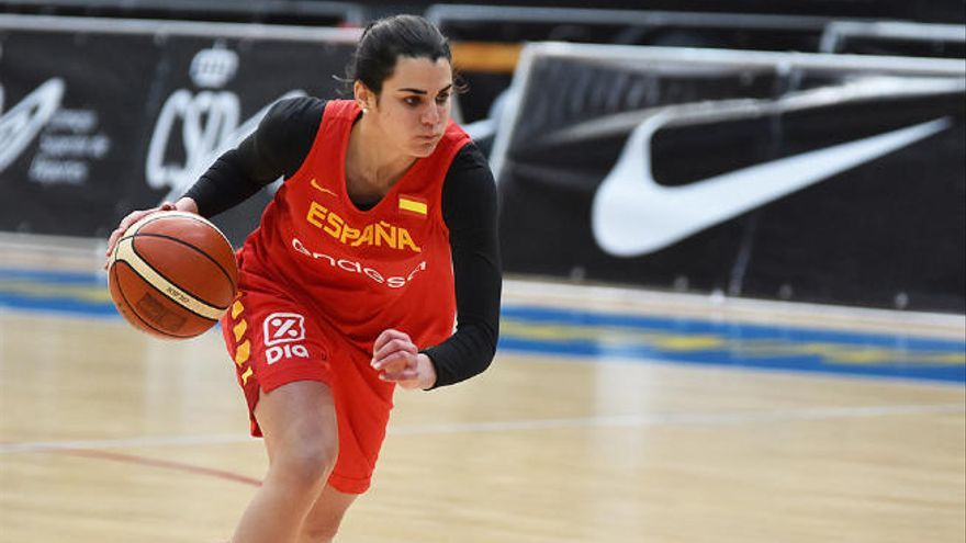 La WNBA abre sus puertas a  la grancanaria Leticia Romero